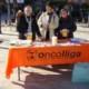 Taula solidària a la Marató de la Moritz