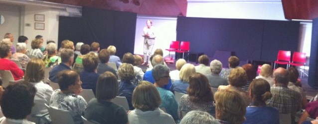 Conferència a Matadepera