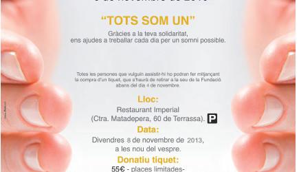 XXI Sopar Solidari Terrassa