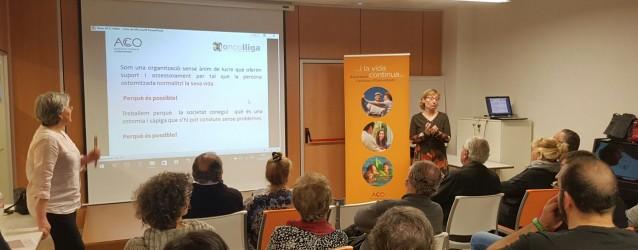 Presentació d'ACO al Vallès