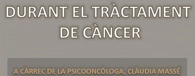 """Xerrada: """"L'impacte emocional durant el tractament de càncer"""""""