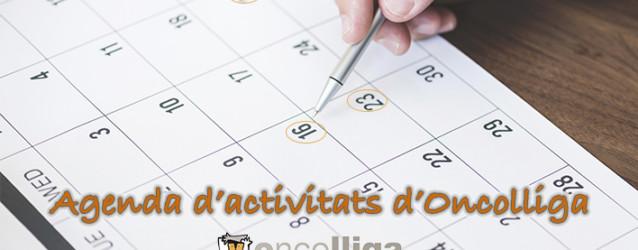 Agenda d'activitats d'Oncolliga