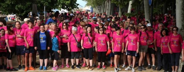 GALERIA: IX Marxa solidària contra el càncer a Calella