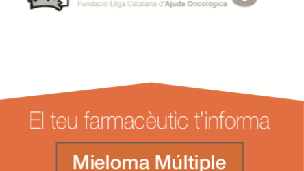 Campanya informativa sobre el Mieloma Múltiple