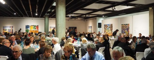 Galeria d'imatges: XXVI Sopar Solidari Contra el Càncer Terrassa