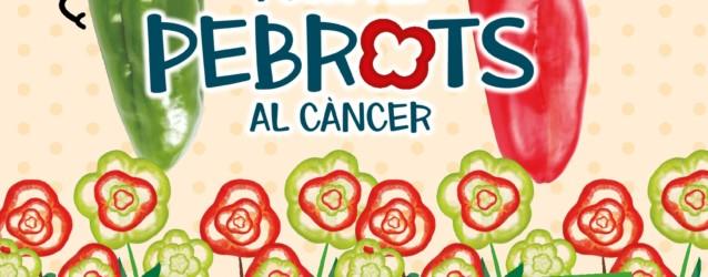 """""""Posem-li pebrots al càncer"""" aconsegueix recaptar 79.657 euros per donar suport i atenció a pacients i familiars"""