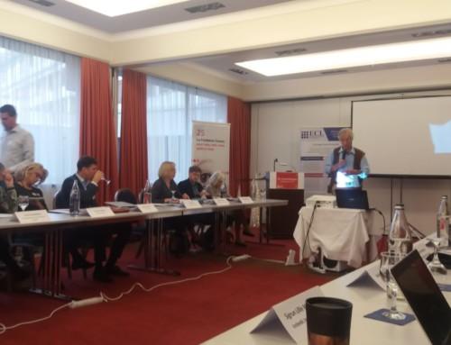 Oncolliga participa en les jornades de treball de suport a pacients que organitza l'European Cancer Leagues