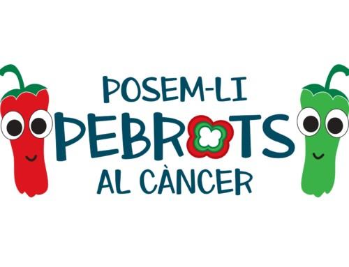 Crida de voluntaris per a la campanya Posem-li pebrots al càncer 2020