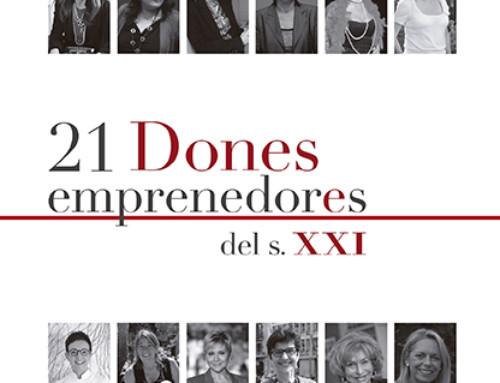 """Llibre """"21 Dones emprenedores del s.XXI"""" en benefici d'Oncolliga"""