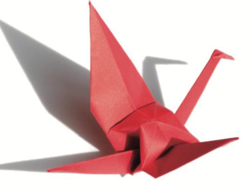 1 origami, 1 euro per a la Fundació Oncolliga